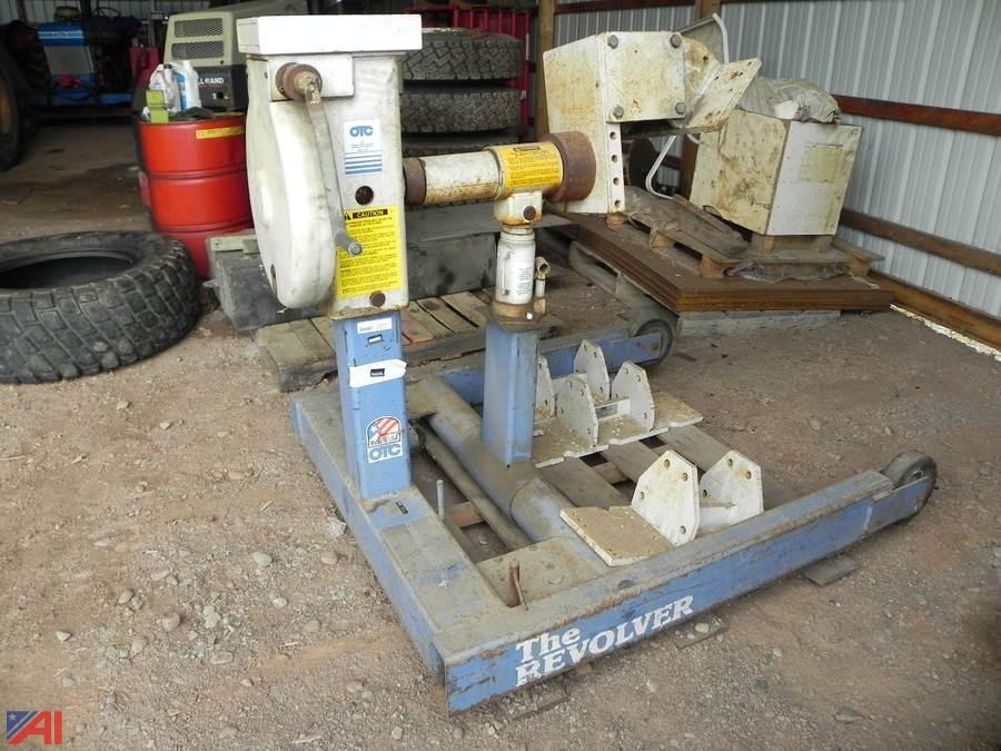 Auctions International - Auction: Town of Masonville #5887 ITEM: The Revolver Diesel Engine ...