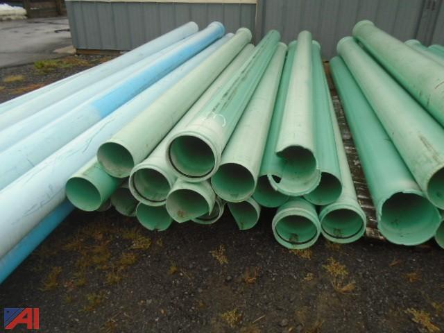 Sdr 35 Pipe : Auctions international auction village of weedsport dpw