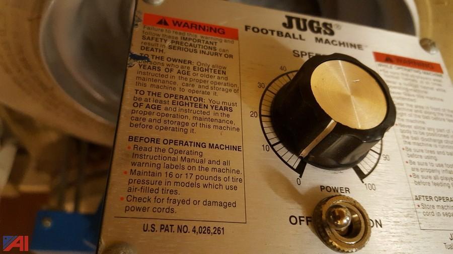 football jugs machine for sale