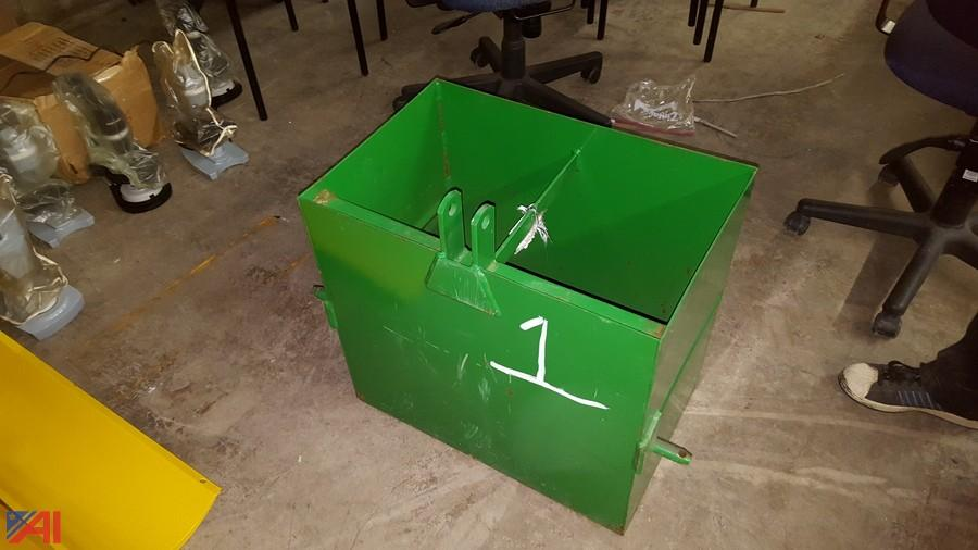 3 Point Ballast Box : Auctions international auction liverpool schools