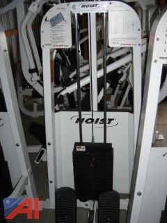 low back machine