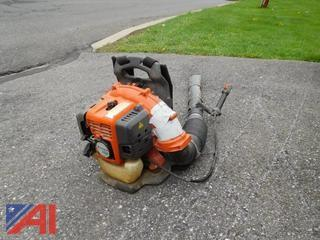 Husqvarna Gas Powered Back Pack Blower