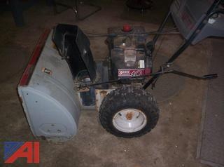 "30"" Snow Boss Snowblower"