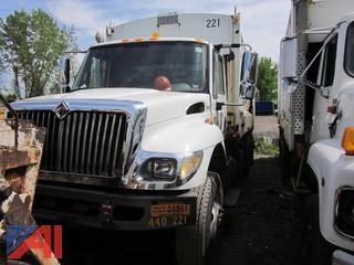 2003 International 740 Dump/Packer