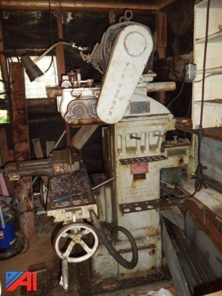 norman milling machine for sale