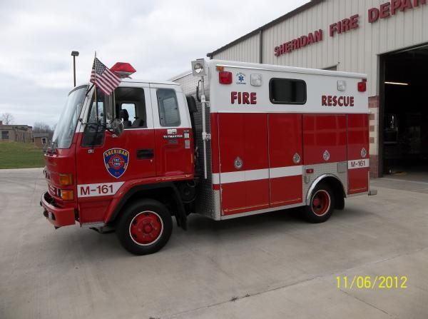 Auctions International Auction Sheridan Fire District