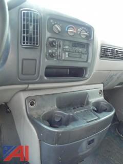 1999 Chevrolet 3500 Van