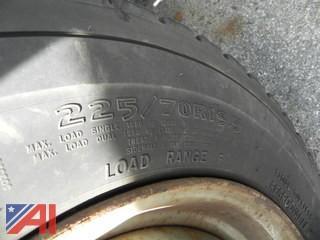 2003 Ford F-550 Dump