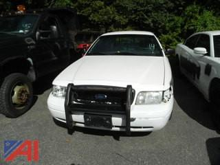 2010 Ford Crown Victoria 4DRSD