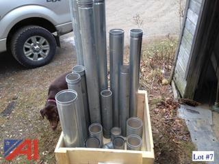 Metal Vent Pipe