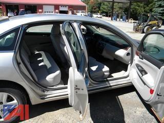 2006 Chevrolet Impala LS 4DSD