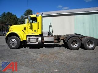2006 Freightliner FLD120 Day Cab Tractor & Chassis