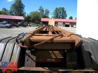 1999 Galbreath AS-EX-250 Roll-Off Trailer