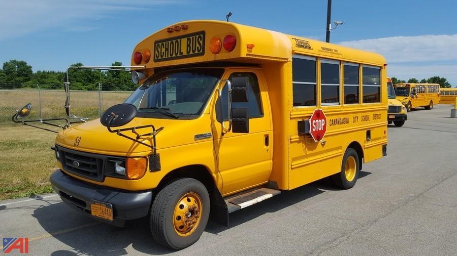 Canandaigua City Schools Transportation #9002