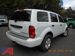 **Lot Updated-4WD** 2009 Dodge Durango SUV