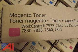 Assorted toner
