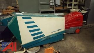 (5) Assorted Floor Cleaning Machines