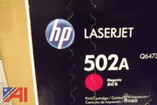 Laserjet cartridges