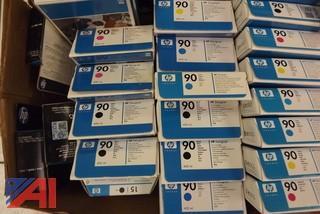 Hewlett-Packard print cartridges