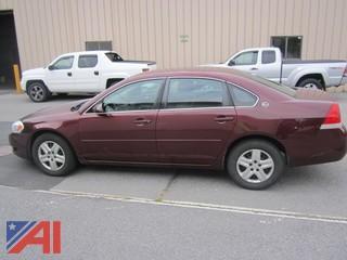 2007 Chevrolet Impala 4DSD