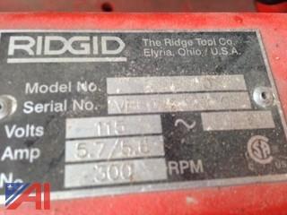 Rigid K6200 Sewer Snake