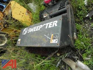 Sweepster Multi-Speed Walk Behind Sweeper