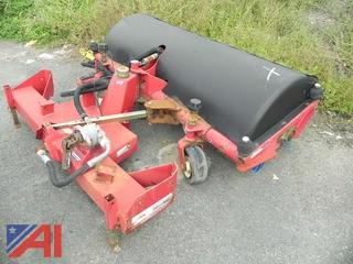 Toro Sweeper/Rotary Broom Attachment