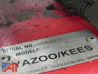 "Yazookies KHKW48170 48"" Walk Behind Mower (#8)"