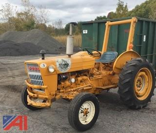 1974 Ford 2000 Tractor