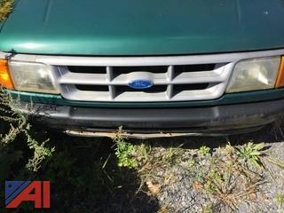 1993 Ford Ranger Pickup