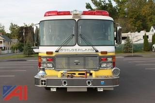 2002 American LaFrance Custom Pumper