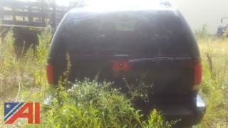 2004 Chevrolet Blazer Suburban
