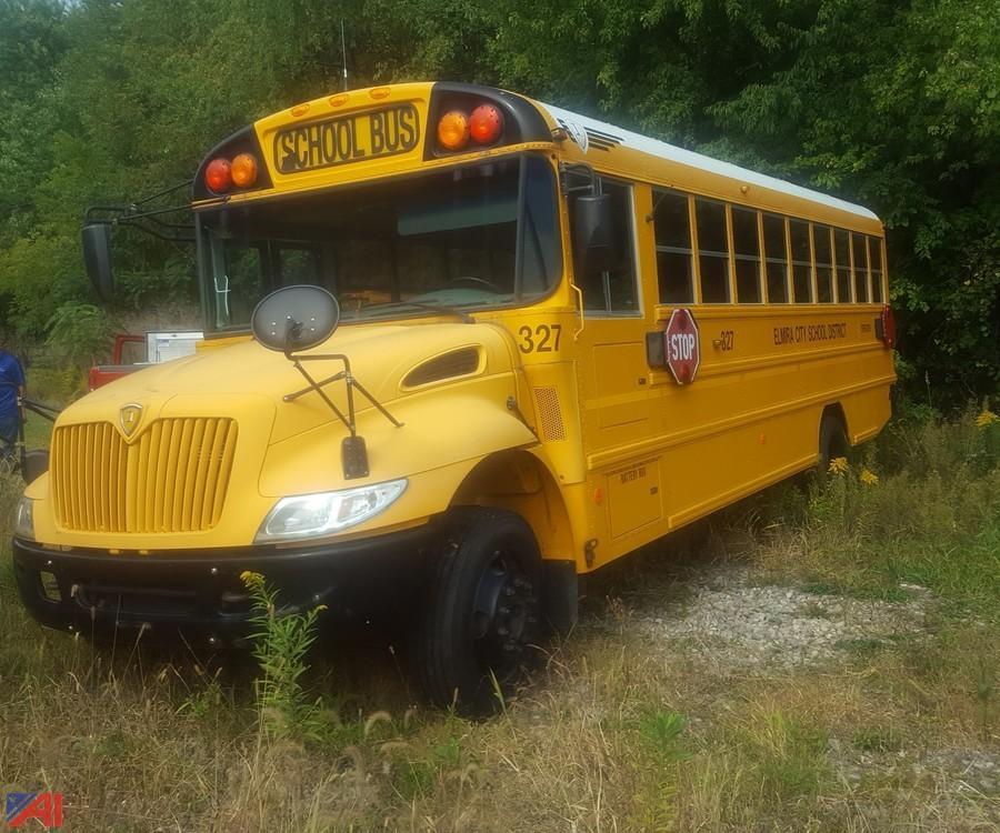 Elmira City Schools Transportation #9015