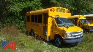 2001 Chevrolet Express Mini Bus