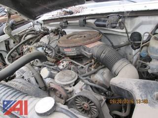 1994 Ford F450 Utility