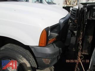 2007 Ford F350-SD Pickup