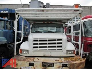 1999 International 4900 Bucket Truck