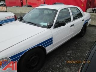 2009 Ford Crown Victoria 4DSD