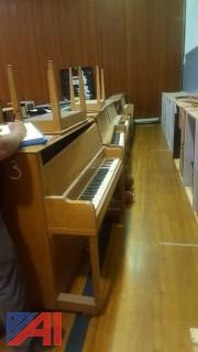 Lot of Assorted Pianos