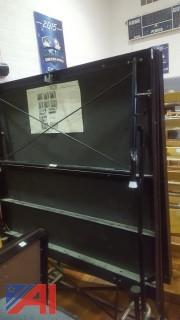 Lot of Musical Equipment Racks and More