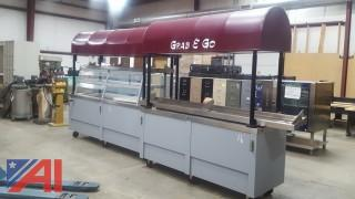 Servolift Food Stands