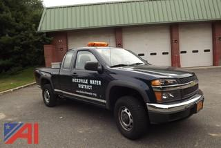 2007 Chevrolet Colorado Pickup