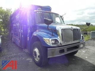 2005 International 7400 Recycling Truck