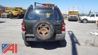 2006 Jeep Liberty Sport SUV