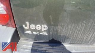 2006 Jeep Liberty Sport SUV