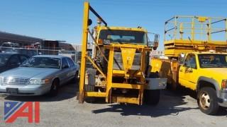 1999 International 2674  4X2 Cab & Chassis