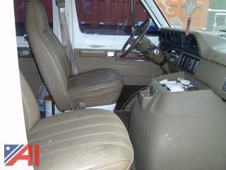 1990 Dodge Ram 250 Van