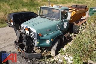1987 Ford LS8000 Dump/Sander