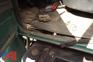 1994 Ford F800 Dump