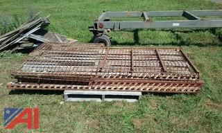 Pallet Rack Set